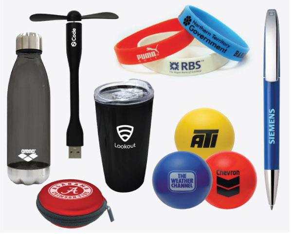 PAD Printing on Promotional Items