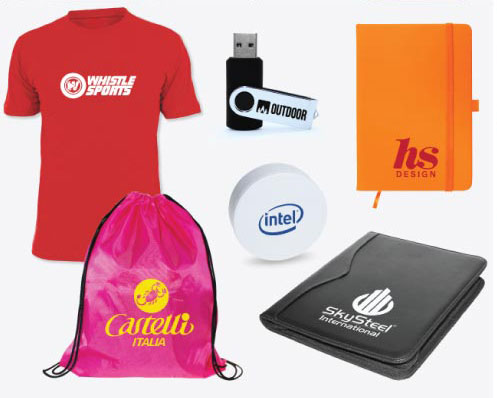 Screen Printing on Promotional Gifts